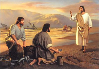 Seguir a Cristo sin mirar hacia atrás